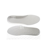 Lót giày nam thiết kế dạng tổ ong thông hơi, thoáng khí PETTINO-TX01-TRẮNG-43-TẶNG