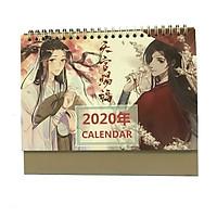 (Lịch 2020) Lịch để bàn hình Anime Thiên Quan Tứ Phúc (Quan Trời Ban Phúc)