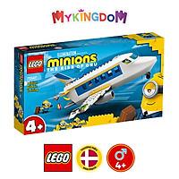 Đồ Chơi LEGO MINIONS Phi Cơ Giải Cứu Minions 75547