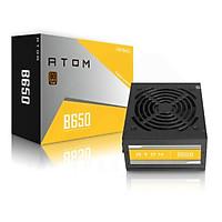 Nguồn máy tính Antec ATOM B650 (Công suất thực 650W) - Hàng chính hãng