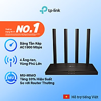 Bộ Phát Wifi TP-Link Archer C80 Băng Tần Kép MU-MIMO AC1900 - Hàng Chính Hãng