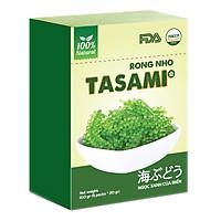 Rong Nho Tách Nước Tasami - Hộp 100g (20g x 5 gói)