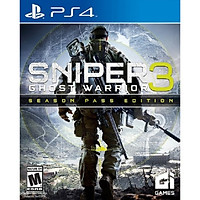Đĩa Game Ps4: Sniper Ghost Warrior 3 Season Pass - Hàng Nhập Khẩu