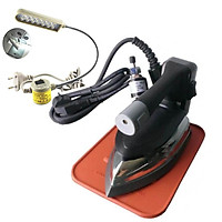 Bàn ủi hơi nước công nghiệp Pen 520 + tặng 1 đèn led gắn máy may 20 bóng