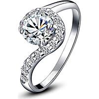 Nhẫn bạc nữ Giữ mãi thanh xuân