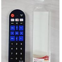 Remote Điều khiển dành cho TV đa năng các dòng LCD/LED của Samsung-Philips-Panasonic-Sony-LG - Tặng kèm Pin