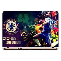 Miếng Dán Trang Trí Decal Laptop Bóng Đá DCLTBD 018