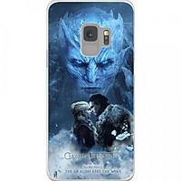 Ốp Lưng Cho Điện Thoại Samsung Galaxy S9 Game Of Thrones - Mẫu 327