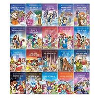 Sách - Thần thoại Hy Lạp (trọn bộ truyện tranh 20 tập)
