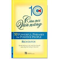 Sách - 10 Vạn Câu Nói Vạn Năng - First News