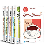 Bộ Sách Little Stories (Bộ 10 Cuốn)