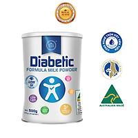 Sữa Hoàng Gia Úc DIABETIC FORMULA MILK POWDER Dành Riêng Cho Người Tiểu Đường ROYAL AUSNZ 500g