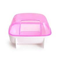 Nhà tắm nhựa cho hamster size 10 x 6 x 6 cm