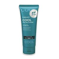 Sữa rửa mặt bạc hà mát lạnh cho nam giới Pharmaact Cool Facial Foam (130g)
