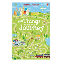 Usborne 100 Things to do on a Journey