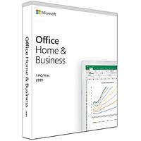 Phần mềm Microsoft Office Home and Business 2019 English APAC EM Medialess P6 (T5D-03249) - Hàng Chính Hãng