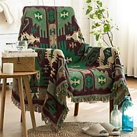 Thảm Thổ Cẩm Phong Cách Bohemian, Thảm Vintage 130x180cm