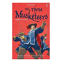 The Three Musketeers Graphic Novel (Paperback)