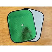Che nắng ô tô kính hông ngăn ngừa 100% tia UV ( Màu Green)