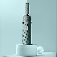 Ô (dù) tự động 2 chiều cao cấp DandiHome chống UV - Xanh lá - Thường