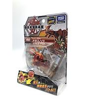 Chiến Binh Bakugan Rồng Lửa Dragonoid Red 123965