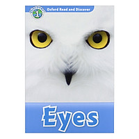 Oxford Read and Discover 1: Eyes Audio CD Pack