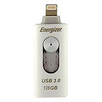 USB Energizer 128GB Lightning OTG Ultimate FOTL3U128R - Hàng Chính Hãng