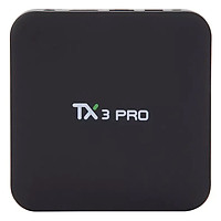 Android Tivi Box Tanix TX3 Pro - Chip Lõi Tứ S905 - Ram 1 GB - Rom 8 GB - Hàng Nhập Khẩu