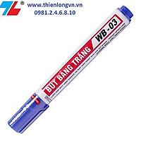 Bút lông bảng to Thiên Long; WB-03 mực xanh