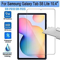 Dành cho  Samsung Galaxy Tab S6 Lite 10.4 '' 2020 P610 P615 Sm-P610 Sm-P615 Kèm Phụ Cường Lực Cho Máy Tính Bảng