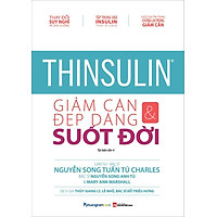 Sách Thinsulin - Giảm Cân & Đẹp Dáng Suốt Đời (Tái bản năm 2020)