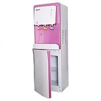 Cây nước nóng lạnh Nagakawa NAG1102 công nghệ làm lạnh Block, có khoang chứa đồ dùng để đựng ly uống nước và thực phẩm - hàng nhập khẩu