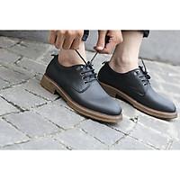 Giày da nam, loại buộc dây mã BH-004