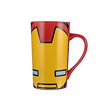 Cốc gốm Miniso in hình siêu anh hùng Marvel 550ml - Hàng chính hãng