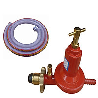 Bộ Van gas cao áp cao cấp WINDO dùng cho bếp công nghiệp (bếp khè)- Hàng chính hãng