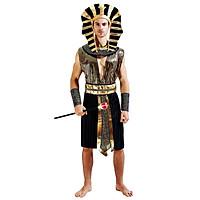 Trang Phục Hóa Trang Pharaon Vua Ai Cập Cổ Đại Mẫu 2