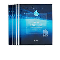 Combo 07 Mặt Nạ N:CELL Daily Aqua Effect Mask 25g