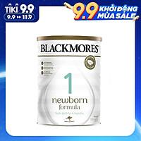 Sữa Blackmores Newborn Formula 900g Úc số 1 (trẻ từ 0 - 6 tháng tuổi )