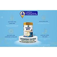 Sữa Lean Pro Thyro Dinh Dưỡng Tăng Cường Sức Khỏe Tuyến Giáp 900g