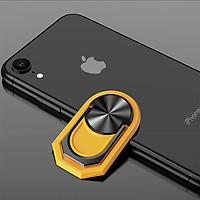 Giá đỡ điện thoại nhẫn móc ngón tay xoay tròn 360 độ xem phim nghe nhạc