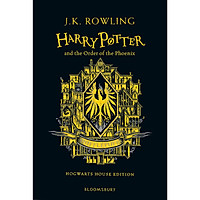 Harry Potter and the Order of the Phoenix - Hufflepuff Edition (Hardback)