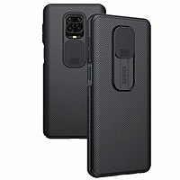 Ốp lưng Redmi Note 9s - Redmi Note 9 Pro Nillkin bảo vệ camera - Hàng nhập khẩu