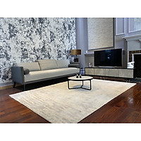 Thảm trải sàn/ Thảm trang trí phòng khách/ Thảm tấm trải sàn phòng ngủ Kaili Giverny JW9002A- HÀNG NHẬP KHẨU