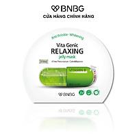 Mặt nạ BNBG Vita Genic Relaxing Phục Hồi, Thư Giãn Da 30ml