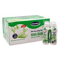 Thùng 24 Chai Sữa Chua Uống Vinamilk Nha Đam (150ml)