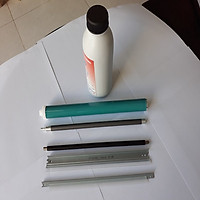 Bộ linh kiện hộp mực máy in cho HP 85A, p1102w, 1132, m1212nf, gồm: Trống drum, trục từ, trục sạc, gạt lớn, gạt nhỏ, mực nạp