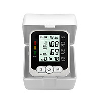 Automatic Wrist Blood Pressure Monitor, Digital Blood Pressure Machine  with  Irregular Heart Beat Detection Cuff,Large
