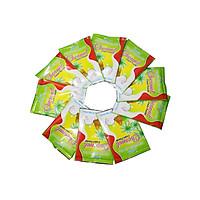 Combo 10 Bột Cốt Dừa Hòa Tan Dragon (35% Béo) (10 gói x 50 gam)