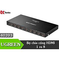 Bộ chia HDMI 8 cổng chính hãng Ugreen 40203