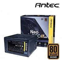 Nguồn máy tính Antec NEO ECO 650C - 80 Plus Bronze (Công suất thực 650W) - Hàng chính hãng